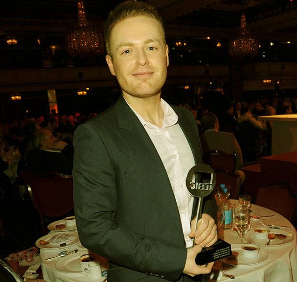 Image of Caption: British-Polish meteorologist, Tomasz Schafernaker is currently single now
