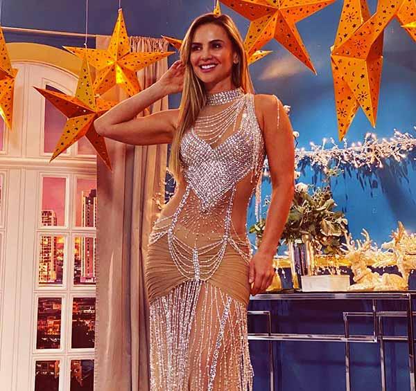 Image of Colombian model, Ximena Londono Córdoba