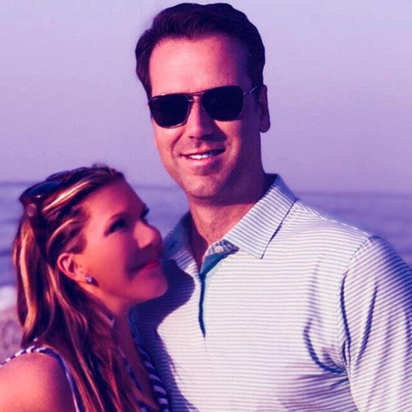 Image of James Ben is the husband of a TV journalist Trish Regan