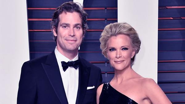 Image of Megyn Kelly and her husband, Douglas Brunt