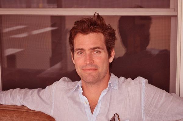 Image of Douglas Brunt is a novelist