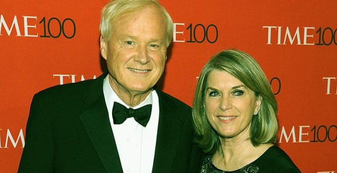 Image of Kathleen Matthews: Everything About ChrisMatthews's Wife