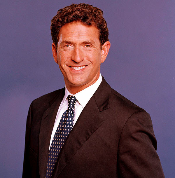 Image of James Rubin is a Journalist