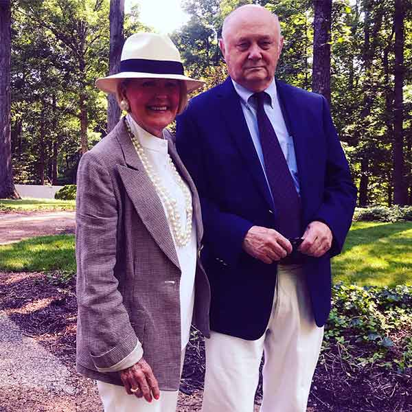 Image of Dagen McDowell's mom and dad