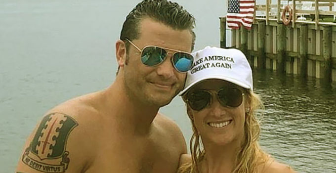 Image of Jennifer Rauchet: Facts About Pete Hegseth's Wife