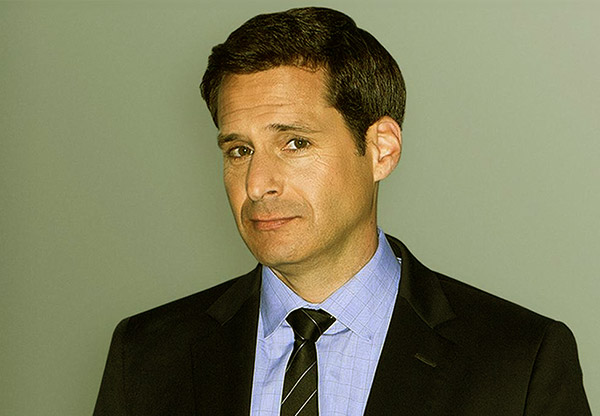 Image of CNN John Berman is co-anchor of the News Day