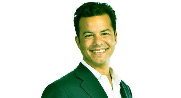 Image of The star of CNN John Avlon