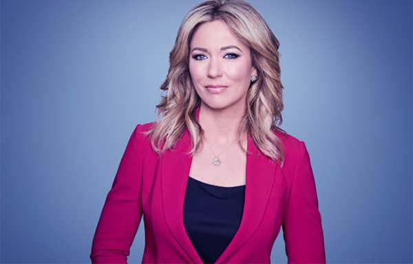 Image of Brooke Baldwin has been serving as a news anchor at CNN from 2008